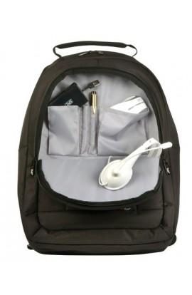 """SAC A DOS 16"""" noir CASUAL - sac à dos ordinateur portable"""