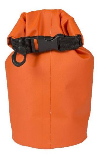 SAC étanche pour l'extérieur Orange/Noir 5litres CAMLINK