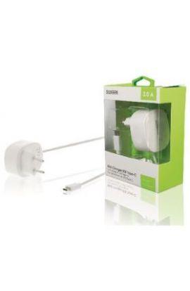 CHARGEUR Secteur 3.0 A USB-C™ Blanc