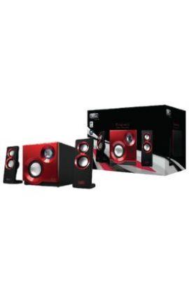 HAUT PARLEUR SWEEX 2.1 Purephonic 60 W Rouge