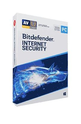 BITDEFENDER INTERNET SECURITY 2020 OEM ESD 12 months 1P