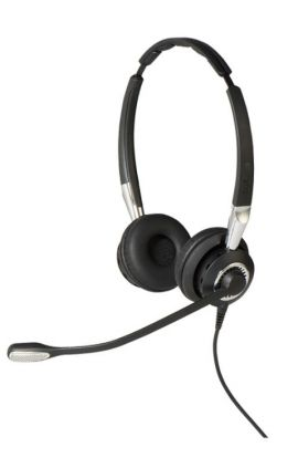 JABRA MICROCASQUE BIZ 2400 II USB Duo CC MS
